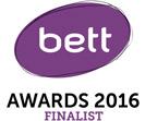Bett 2016 Awards Logo